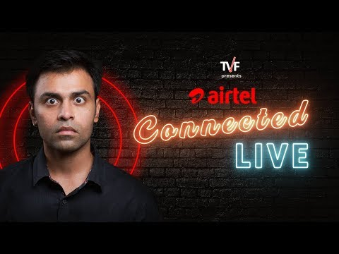 TVF's AIRTEL Connected Live with Jeetu 24X3   Day 3 [2nd of 3]