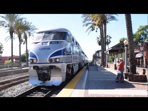 A few hours at Fullerton station
