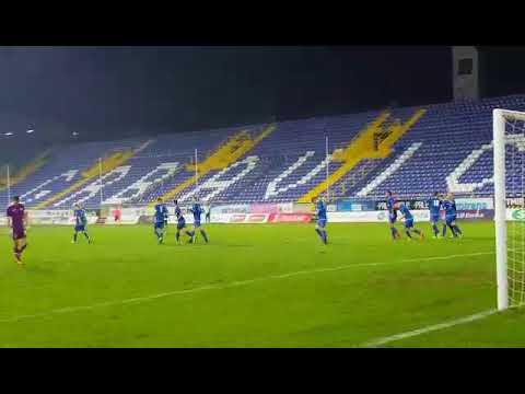 Željezničar - Ludogorets U-19 3:2