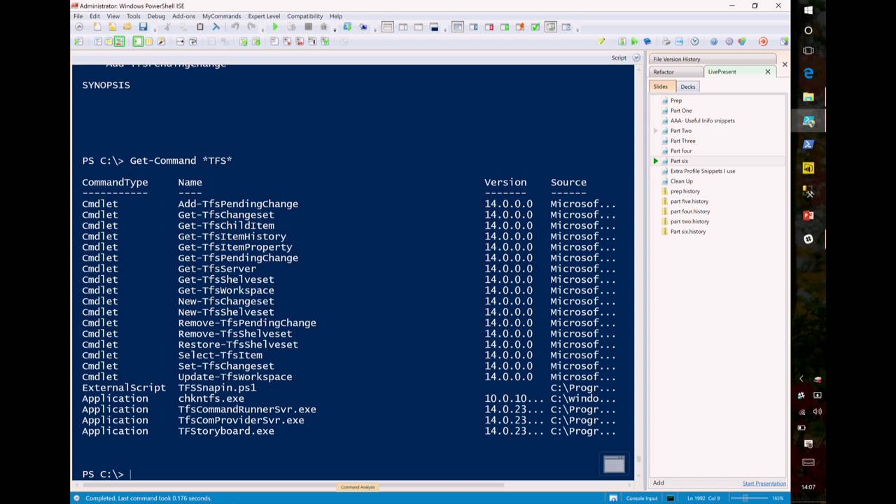 Presentations | SQL DBA with A Beard