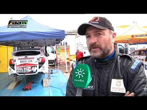 TRAMO URBANO TC3 36º RALLYE INT. SIERRA MORENA DIRECTO ANDALUCIA TV CANAL SUR