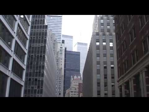 World Trade Center Twin Towers 3 weeks before the 911 attacks - NYC Before 9/11
