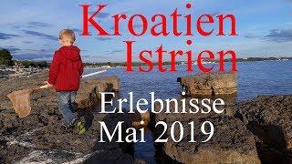 Abenteuer und Erlebnisse in Kroatien und Istrien - Camping Ulika Naturist