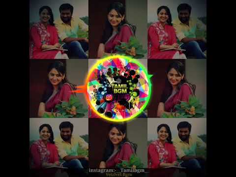 Vetrivel  BGM💚 | Love | Cute Dubsmash & Ringtone