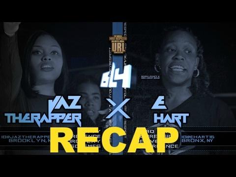 URLTV:  Jaz the Rapper vs Ehart ( who really won )