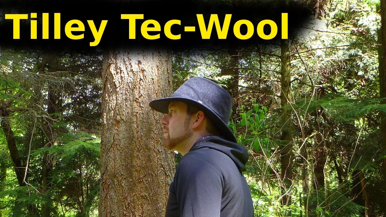Tilley Tec-wool Winter Hat Review - YouTube 932b47fa1de