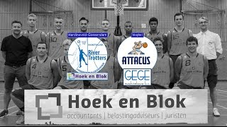 River Trotters Heren 1 vs Attacus