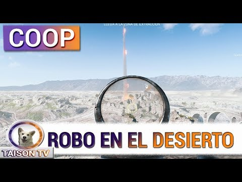 Battlefield V Cooperativo - Declaraciones en el Desierto thumbnail