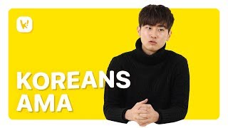 Would You Date A Foreigner? | Koreans Answer | Koreaboo Studios