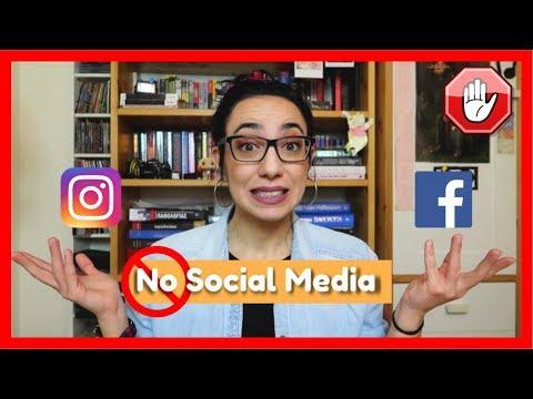 Έσβησα όλα τα Social Media για μια βδομάδα || Dodo
