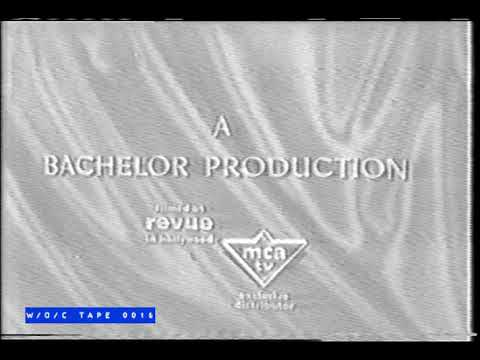 "CKVR Channel 3 Barrie End Credit Announcements ""Bachelor Father"" - 1984"
