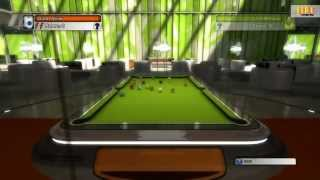 POOL NATION / XBOX 360 / Gameplay / Обзор игры / HD 1080