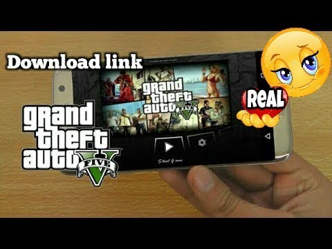 ||No Fake|| GTA V In Android||Apk+Obb||Highly Compressed||With Gameplay||Must Watch