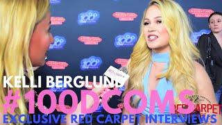 Kelli Berglund #HowtoBuildaBetterBoy interviewed at Adventures in Babysitting Screening #100DCOMs