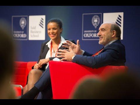 Keynote address - Mark Lamberti & Yasmin Kumi