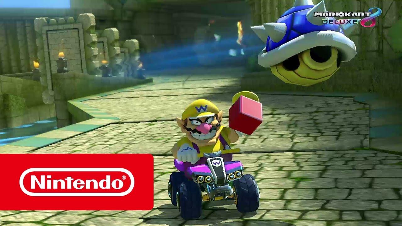 Mario Kart 8 Deluxe Las Novedades Nintendo Switch Youtube
