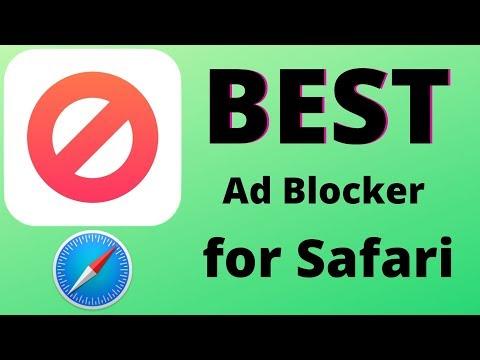 BEST Safari Ad Blocker