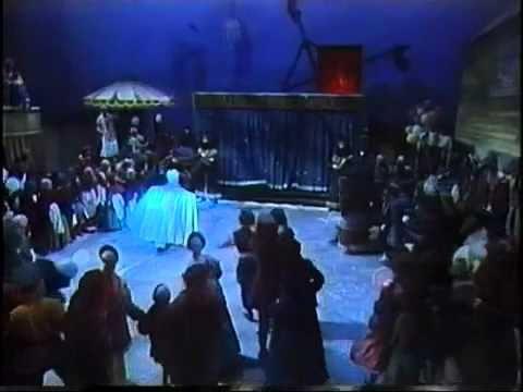 Part 1: Rudolf Nureyev dances Petrushka with The Joffrey Ballet