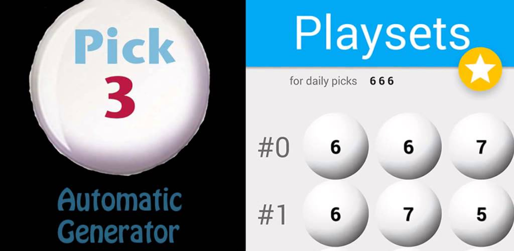 Win Pick 3 Lotto with this FREE app on Android