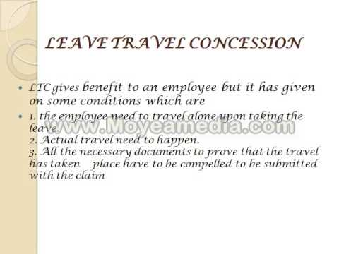 LTC For Government Employees - R.R Tours And Travel
