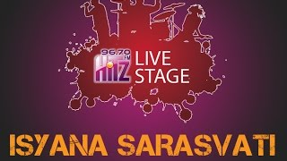 Live Stage 96.7 HITZ FM - Isyana Sarasvati - Keep Being You