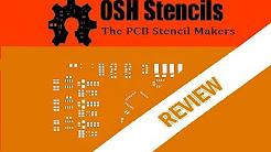 OSH Stencils - Cheap PCB Stencils (Full Review)  2014 HD