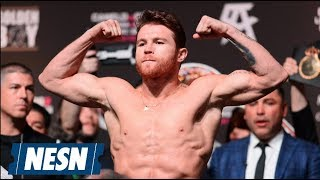 Canelo Alvarez Signs The Largest Contract In Sports History