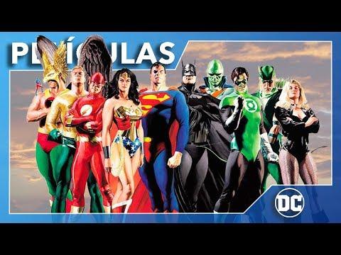 Justice League Mortal l La película de La liga de la Justicia que no salió a la luz