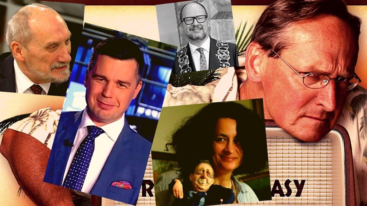 Cejrowski o #Adamowicz #Rachoń #Plastusie #Macierewicz 2019/01/18 Radiowy Przegląd Prasy odc. 981