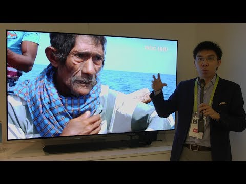 LG B8, C8, E8, G8 & W8 Wallpaper OLED TV at CES 2018 Detailed
