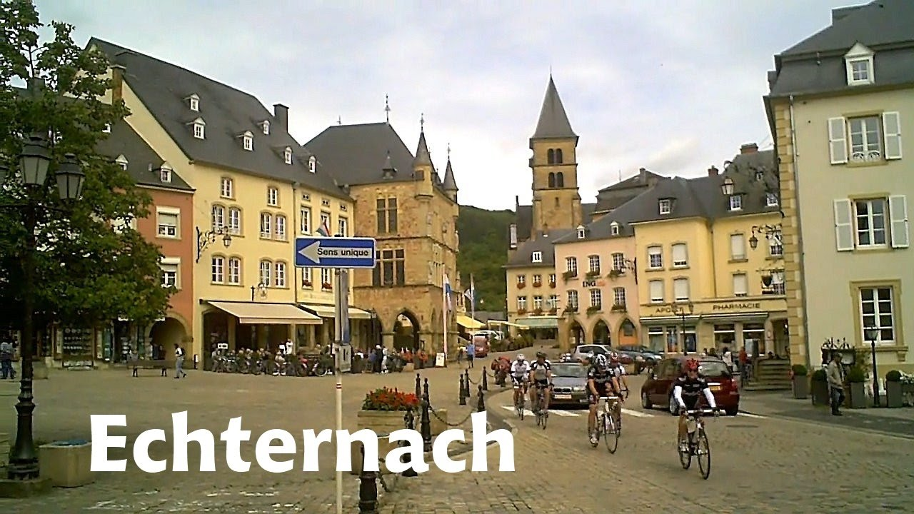 Ww2 Hd Wallpaper Luxembourg Echternach Town Hd Youtube
