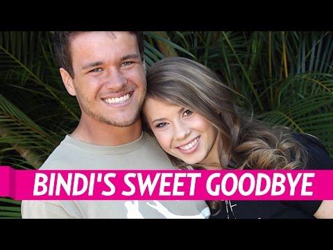 Bindi Irwin Writes Sweet Goodbye Message to Boyfriend Chandler Powell