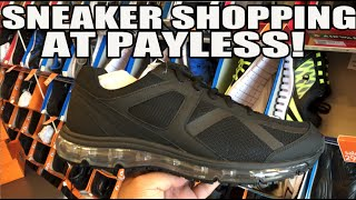 Shopping for Sneakers at Payless! (Kids