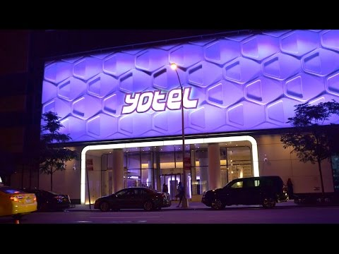 Yotel NYC Cabin Review