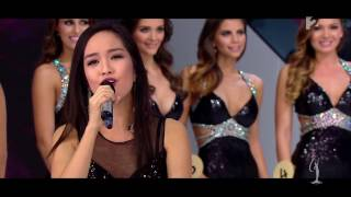 Hien - Love Me Like You Do MISS UNIVERSE HUNGARY 2016