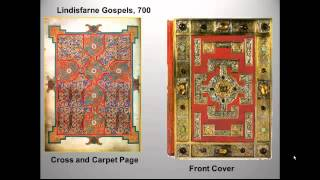 Medieval art in the west: migratory art, Hiberno-Saxon, Carolingian