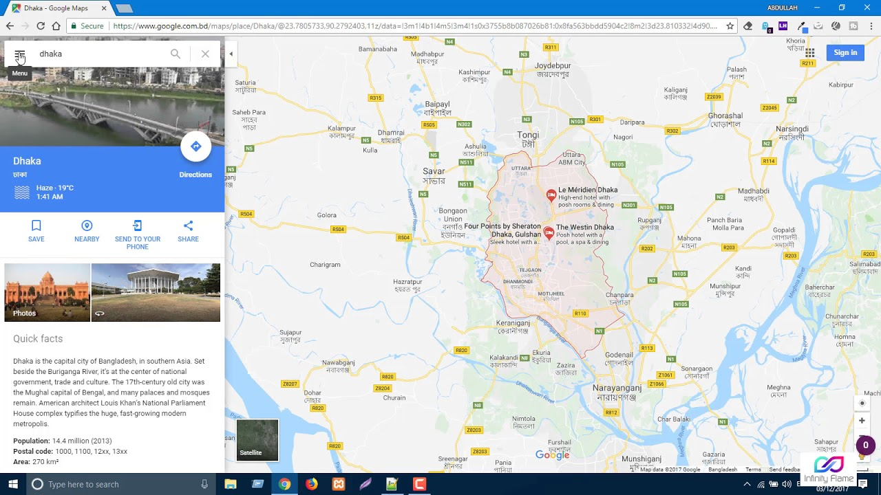 how to use google maps in website bangla youtube. old google maps old and new google maps compared screen shot at