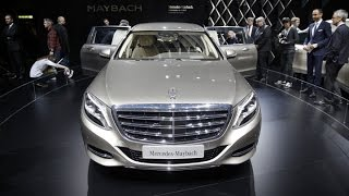 Mercedes-Benz's Maybach Sales in China Are Soaring