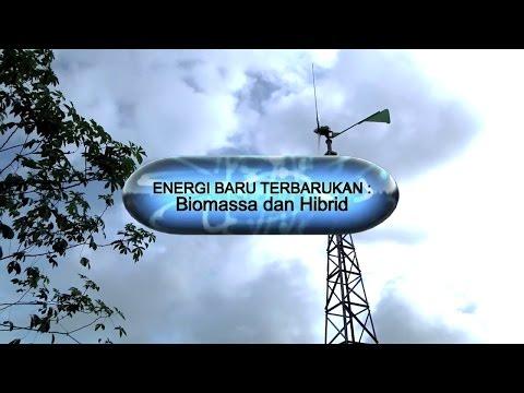 Energi Terbarukan Biomassa dan Hibrid ⚡️- Dokumenter
