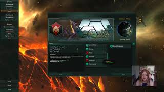 Stellaris: Setting up for diplomacy