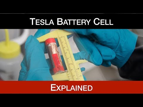 Tesla's Battery Tech Explained: Part 1 - The Cell