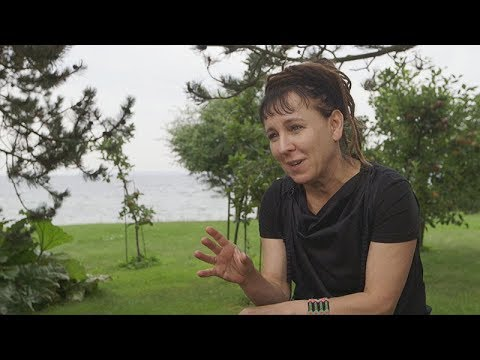 Olga Tokarczuk Interview: On Poland