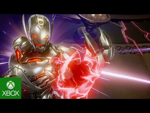 Marvel vs. Capcom: Infinite - Gameplay Trailer 1