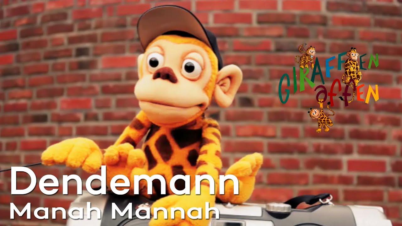 Giraffenaffen 1: Dendemann - Manah Mannah - YouTube