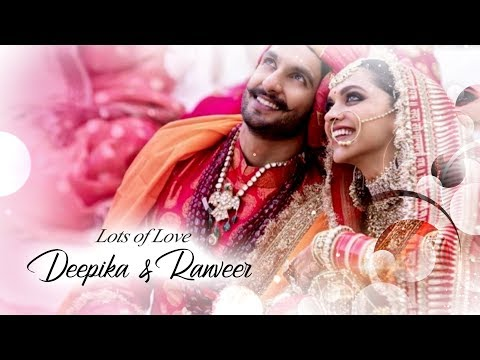 Deepika and Ranveer Wedding Pictures | Lots of Love | JFW