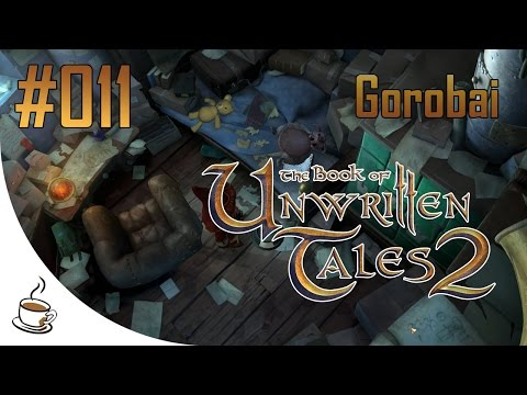 THE BOOK OF UNWRITTEN TALES 2 011  Bei Anruf Liebe «» Let's Play tBoUT 2  HD