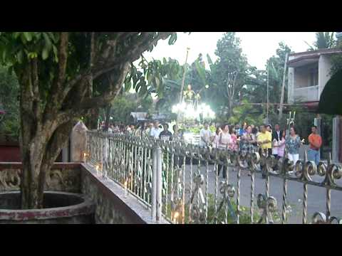 Good Friday Procession in Banga, Aklan 2011 pt. 2