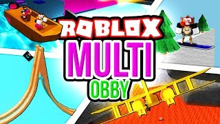 WE MADE A ROBLOX GAME!