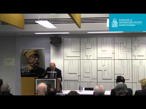 Otto von Bismarck: A Bicentennial exhibition and lecture at the Institute of Historical Research