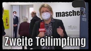 Maschek – Zweite Teilimpfung